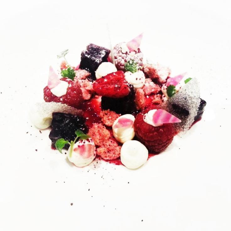 Betterave - fruits rouges - poivre de timut