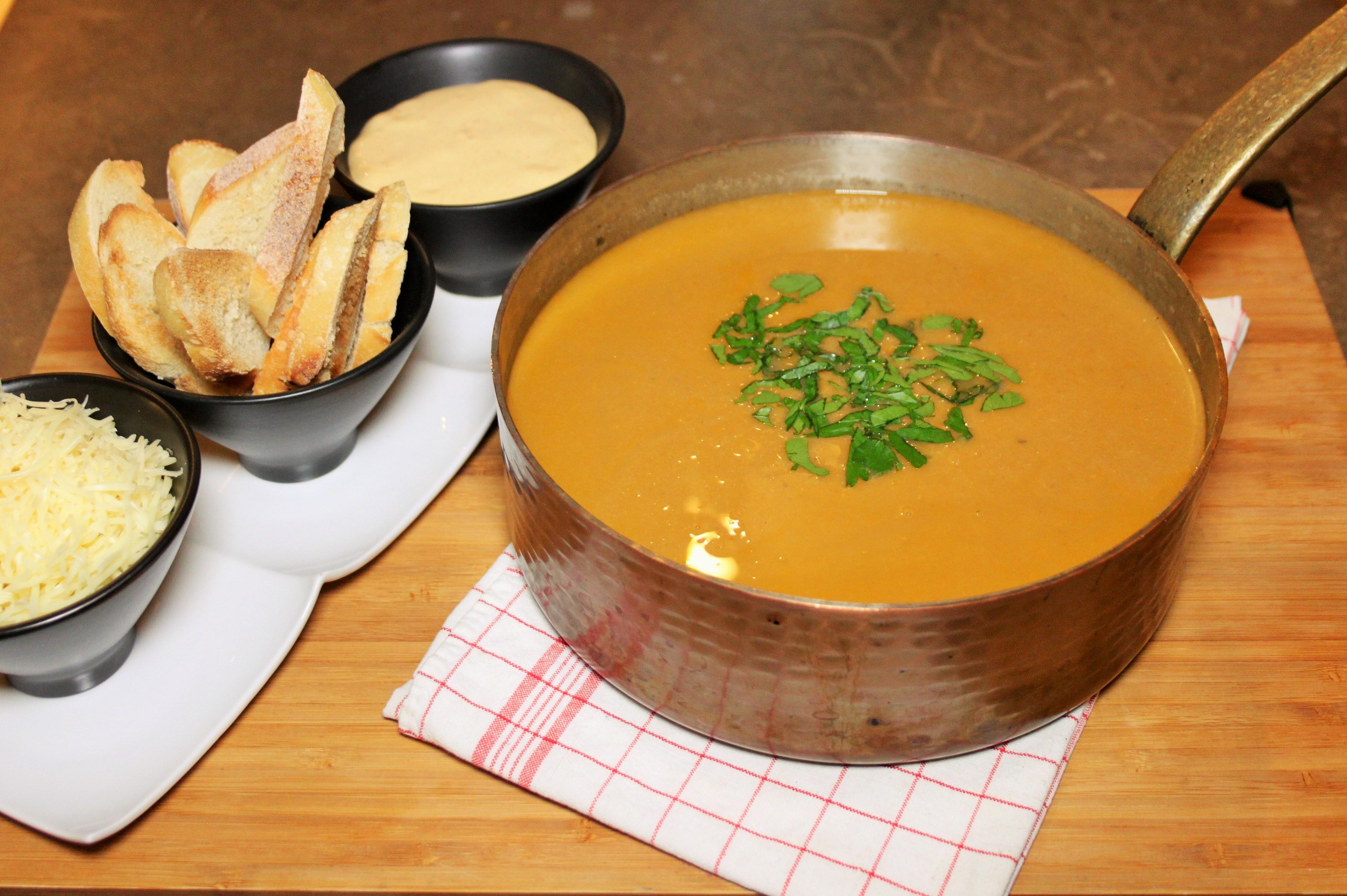 Soupe de poissons - Cuisine soupe de poisson ...